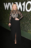 Los Angeles, CA - NOVEMBER 02: Hillary Kerr at The Who What Wear 10th Anniversary #WWW10 Experience At W Los Angeles in Who What Wear Store, California on October 29, 2016. Credit: Faye Sadou/MediaPunch