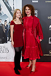 Vicky Larraz attends to Fantastic Beasts: The Crimes of Grindelwald film premiere during the Madrid Premiere Week at Kinepolis in Pozuelo de Alarcon, Spain. November 15, 2018. (ALTERPHOTOS/A. Perez Meca)