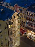 Herzog-Friedrich-Stra&szlig;e, Innsbruck, Tirol, &Ouml;sterreich, Europa<br /> Herzog-Friedrich St. , Innsbruck, Tyrol, Austria, Europe