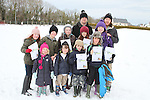 The Quinns and the McGloins at the Goal Mile on St. Stephens Day...(Photo credit should read Jenny Matthews www.newsfile.ie)....This Picture has been sent you under the conditions enclosed by:.Newsfile Ltd..The Studio,.Millmount Abbey,.Drogheda,.Co Meath..Ireland..Tel: +353(0)41-9871240.Fax: +353(0)41-9871260.GSM: +353(0)86-2500958.email: pictures@newsfile.ie.www.newsfile.ie.