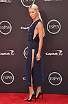 LOS ANGELES, CA - JULY 18: Jessica Szohr attends the 2018 ESPYS at Microsoft Theater at L.A. Live on July 18, 2018 in Los Angeles, California.