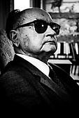 Wroclaw 14.09.2005 Poland<br /> Wojciech Jaruzelski was the last commander-in-chief of the communist Polish People's Army (LWP) and the chairman of the Polish United Workers Party from 1981 to 1989. On 11 February 1981, Jaruzelski was elected Prime Minister of Poland and became the First Secretary of the Central Committee of the Polish United Workers Party on October 18 the same year. On 13 December 1981, Jaruzelski imposed martial law in Poland and in doing so became a dictator. He was the country's last communist leader and dictator and resigned from power after the Polish Round Table Agreement in 1989 led to democratic elections in Poland.<br /> Photo: Adam Lach / Napo Images<br /> <br /> Wojciech Jaruzelski, polski dowodca wojskowy, general armii Wojska Polskiego, szef Glownego Zarzadu Politycznego WP (1960-1965), szef Sztabu Generalnego WP (1965-1968), minister obrony narodowej (1968-1983), Dowodca Sil Zbrojnych na wypadek wojny,  sta? na czele Wojskowej Rady Ocalenia Narodowego, ktora w nocy z 12 na 13 grudnia 1981 wprowadzila na terytorium Polski stan wojenny (1981-1983).<br /> Fot: Adam Lach / Napo Images