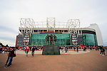 A general view of Old Trafford ahead of the Premier League match at Old Trafford Stadium, Manchester. Picture date: September 24th, 2016. Pic Sportimage
