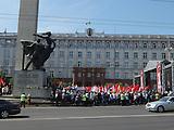 20141201_Prorussische Demo in Moldau zum ersten Mai 2014