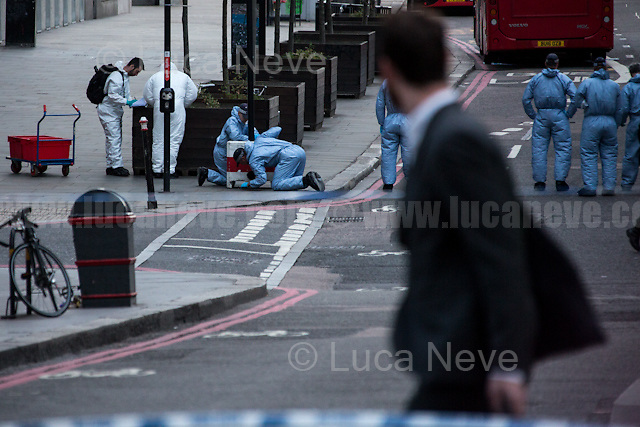 Forensic Police. <br />