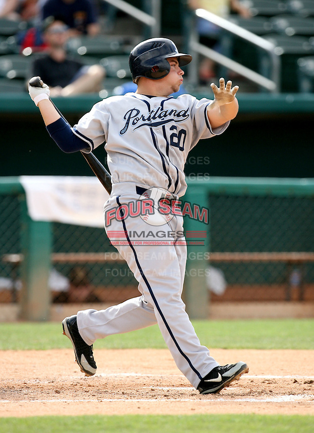 Peter Ciofrone / Portland Beavers..Photo by:  Bill Mitchell/Four Seam Images