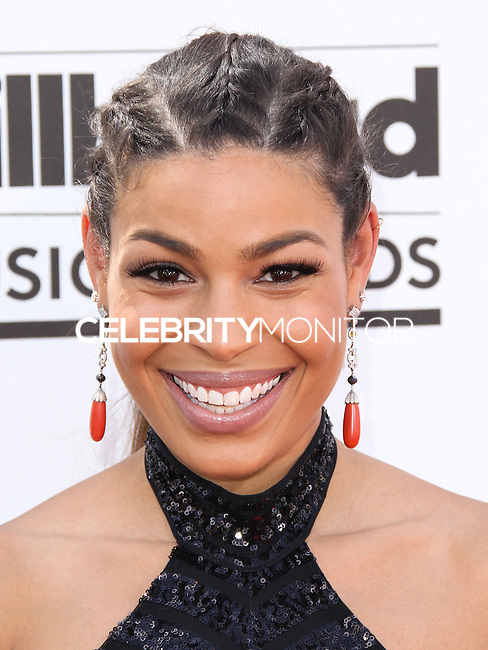 LAS VEGAS, NV, USA - MAY 18: Jordin Sparks at the Billboard Music Awards 2014 held at the MGM Grand Garden Arena on May 18, 2014 in Las Vegas, Nevada, United States. (Photo by Xavier Collin/Celebrity Monitor)
