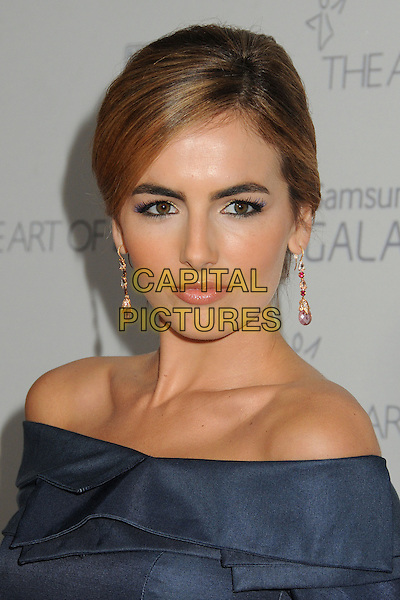 10 January 2015 - Santa Monica, California - Camilla Belle. The Art of Elysium&rsquo;s 8th Annual Heaven Gala held at Hangar 8.   <br /> CAP/ADM/BP<br /> &copy;Byron Purvis/AdMedia/Capital Pictures