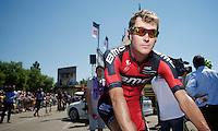 Peter Stetina (USA/BMC)<br /> <br /> 2014 Tour de France<br /> stage 12: Bourg-en-Bresse - Saint-Eti&egrave;nne (185km)