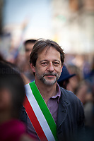 "Luca Bergamo (Italian politician, ""Assessore alla crescita culturale"" and Deputy Major of Rome). <br />