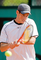 30-5-08, France,Paris, Tennis, Roland Garros, Rogier Wassen