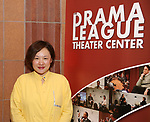 Yanping Ma attends the Central Academy of Drama: Professors Visit The Drama League on September 22, 2017 at the Drama League Center  in New York City.