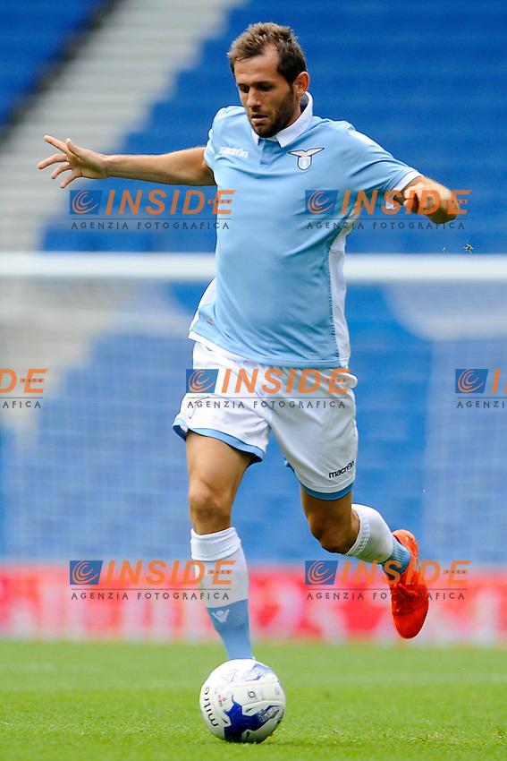 Senad Lulic<br /> Brighton 31-07-2016  Amichevole Brighton Vs Lazio SS Lazio friendly match<br /> Foto Marco Rosi/Fotonotizia/Insidefoto