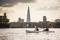 London River Thames Kayaking, England