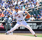 Daisuke Matsuzaka (Mets),<br /> JUNE 15, 2014 - MLB : Daisuke Matsuzaka of the New York Mets pitches during the first inning of a Major League Baseball game against the San Diego Padres at Citi Field in Flushing, New York, USA.<br /> (Photo by AFLO)