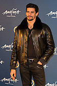 London, UK. 19 January 2016. Brazilian dancer and Principal of the Royal Opera House Thiago Soares. Celebrities arrive on the red carpet for the London premiere of Amaluna, the latest show of Cirque du Soleil, at the Royal Albert Hall.