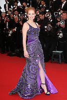 "Jessica Chastain attends the "" All I Lost "" Premiere - 66th Cannes Film Festival - Cannes"