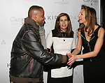 "Lance Matthews, Tina Daniels and Alysia Reiner  Attend KiraKira & Alysia Reiner of ""ORANGE IS THE NEW BLACK"" Support WPA With Caravan at the Carlton Hotel, NY"