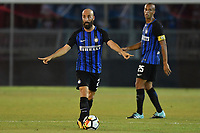 Borja Valero Inter, Miranda <br /> San Benedetto del Tronto 06-08-2017 <br /> Football Friendly Match  <br /> Inter - Villarreal Foto Andrea Staccioli Insidefoto