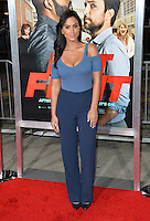 Crystal Marie Denha at the world premiere for &quot;Fist Fight&quot; at the Regency Village Theatre, Westwood, Los Angeles, USA 13 February  2017<br /> Picture: Paul Smith/Featureflash/SilverHub 0208 004 5359 sales@silverhubmedia.com