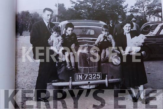 John Coffey Killarney who celebrated his 100th birthday l-r: John , Noreen,  Dermot, Denis, John Joe and Kitty