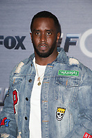 WEST HOLLYWOOD, CA - FEBRUARY 8: Sean Combs at the season finale viewing party for The Four: Battle For Stardom at Delilah in West Hollywood, California on February 8, 2018. Credit: Faye Sadou/MediaPunch