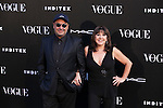 Loles Leon (R) attends III Vogue Who´s on next Awards at Italy Emabssy in Madrid, Spain. Photographer Mario Testino awarded as World´s Best Photographer. June 17, 2014. (ALTERPHOTOS/Victor Blanco)