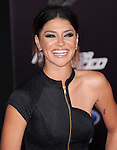 Jessica Szohr attends The Dreamworks Pictures' L.A. premiere of Need for Speed held at The TCL Chinese Theater in Hollywood, California on March 06,2014                                                                               © 2014 Hollywood Press Agency
