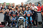 IVECO DAILY TT ASSEN 2014, TT Circuit Assen, Holland.<br /> Moto World Championship<br /> 29/06/2014<br /> Races<br /> alex rins<br /> alex marquez<br /> RME/PHOTOCALL3000