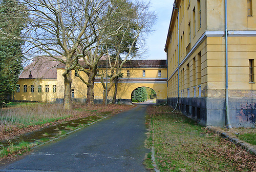 Wündsdorf officer barracks.Just outsude Berlin.