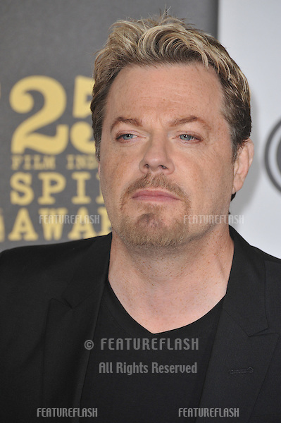 Eddie Izzard at the 25th Anniversary Film Independent Spirit Awards at the L.A. Live Event Deck in downtown Los Angeles..March 5, 2010  Los Angeles, CA.Picture: Paul Smith / Featureflash