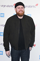 LONDON, UK. March 06, 2019: Tom Walker arriving for WE Day 2019 at Wembley Arena, London.<br /> Picture: Steve Vas/Featureflash