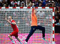London 2012 Olympic Games - Handball - 29th July 2012