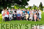 Cormac Bonner Principal of Milltown Presentation Secondary School celebrated his retirement with his colleagues in the Brehon Hotel on Thursday evening