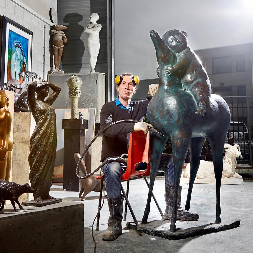 Art Gallery/Bronsgieterij Hans Steylaert
