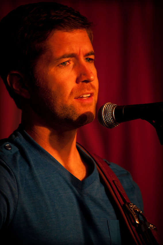 Josh Turner in Red