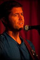 Josh Turner in Red