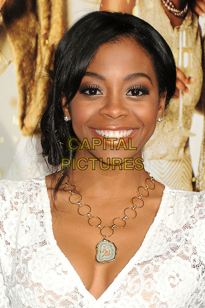 10 March 2014 - Hollywood, California - Bresha Webb. &quot;The Single Moms Club&quot; Los Angeles Premiere held at Arclight Cinemas. <br /> CAP/ADM/BP<br /> &copy;Byron Purvis/AdMedia/Capital Pictures