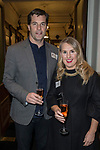 Angus and Leanne Campbell at the Greenbank 21 Year Reunion - Current and Past Parents, The Northern Club, Auckland, New Zealand,  Friday, August 04, 2017.Photo: David Rowland / One-Image.com for BW Media