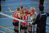 VOLLEYBAL: SNEEK: 30-04-2017, VC Sneek - Sliedrecht, uitslag 1-3, ©foto Martin de Jong