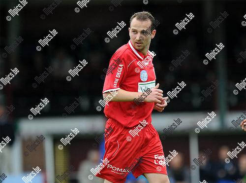 2011-07-27 / Voetbal / seizoen 2011-2012 / Lyra TSV / Klaas Coart..Foto: mpics