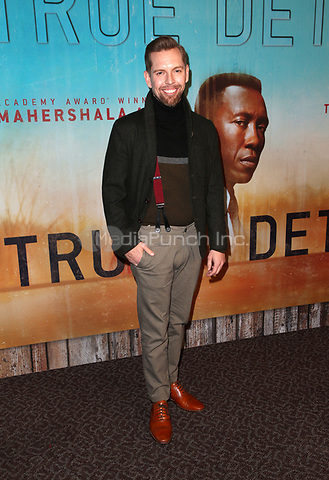 LOS ANGELES, CA - JANUARY 10: Shawn-Caulin Young, at the Los Angeles Premiere of HBO's True Detective Season 3 at the Directors Guild Of America in Los Angeles, California on January 10, 2019. Credit: Faye Sadou/MediaPunch