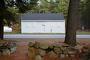 Old Allenstown Meeting House was built in 1815 and is a one story meeting house. Located in Bear Brook State Park in Allenstown, New Hampshire USA  which is part of New England