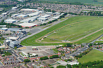 Aintree Racecourse from the Air