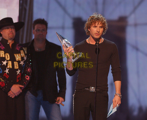 15 November 2005 - New York, New York - Dierks Bentley. 39th Annual CMA Awards held at Madison Square Garden. Photo Credit: Laura Farr/AdMedia