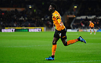 Hull City's Leo Da Silva Lopes celebrates scoring the opening goal<br /> <br /> Photographer Chris Vaughan/CameraSport<br /> <br /> The EFL Sky Bet Championship - Hull City v Swansea City -  Friday 14th February 2020 - KCOM Stadium - Hull<br /> <br /> World Copyright © 2020 CameraSport. All rights reserved. 43 Linden Ave. Countesthorpe. Leicester. England. LE8 5PG - Tel: +44 (0) 116 277 4147 - admin@camerasport.com - www.camerasport.com