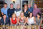 Stephanie Cronin, Gallowsfield Tralee, celebrates her 30th birthday with family and friends at Bella Bia on Saturday.Pictured Front l-r Terasa Cronin, Trish Cronin, Stephanie Cronin, Susan Farley, Emily Lynch, back l-r Paul Lynch, Mike Cronin, John Tobin, Pat Turner, Martin Brosnan and  Eugene Farley