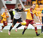 David Goodwillie and Jake Taylor