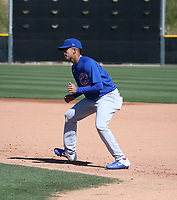 Rafael Morel - Chicago Cubs 2020 spring training (Bill Mitchell)