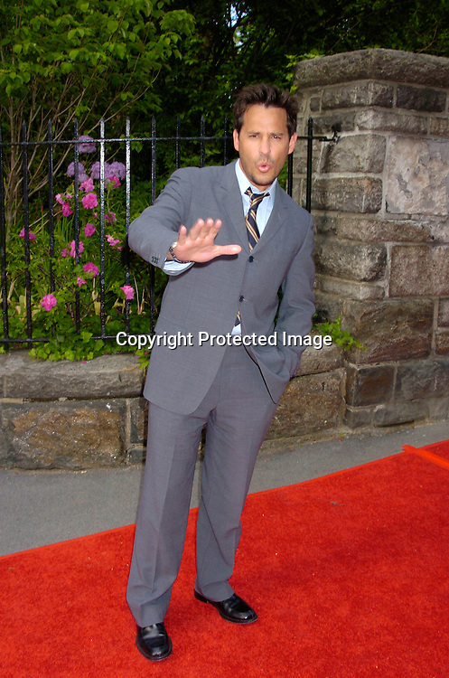 Ricky Paull Goldin ..at the Pre Daytime Emmy party at Gracie Mansion on..May 20, 2004